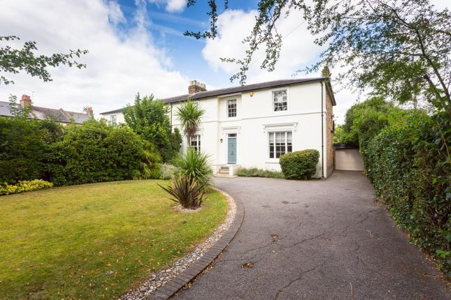 Thumbnail Semi-detached house for sale in Trafalgar Road, Twickenham