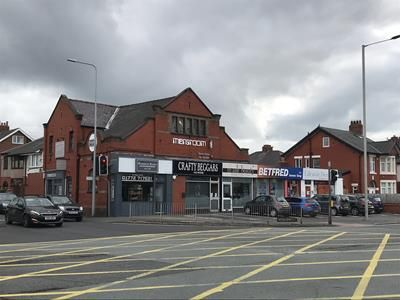 Thumbnail Commercial property for sale in Garstang Road, Preston