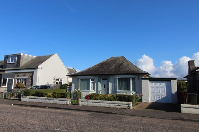 Thumbnail Detached bungalow for sale in Fillyside Road, Edinburgh