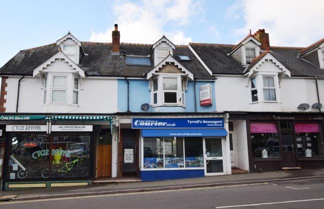 Thumbnail Flat for sale in Oxford Terrace, Hailsham Road, Heathfield, East Sussex