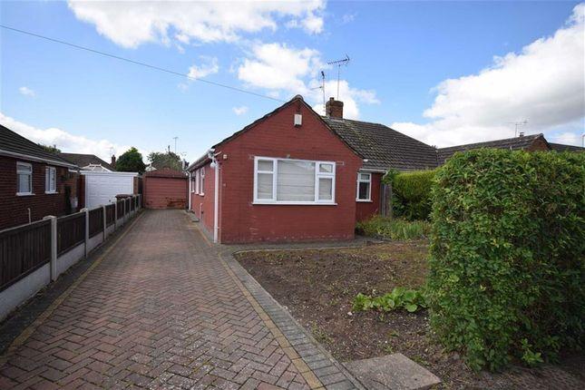 Thumbnail Semi-detached bungalow for sale in Silvey Avenue, Southwell, Nottinghamshire