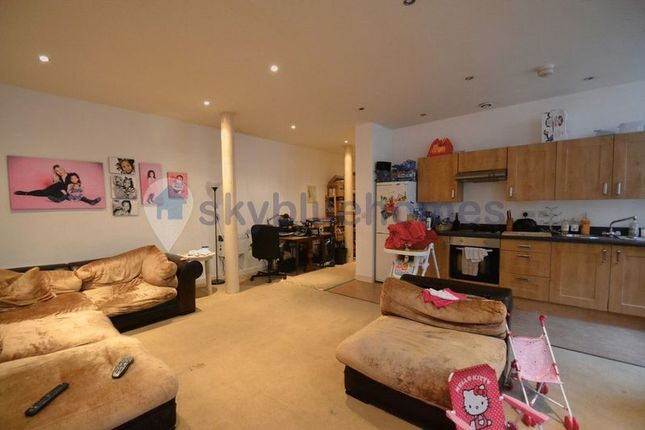 Thumbnail Flat to rent in Wimbledon Street, Leicester
