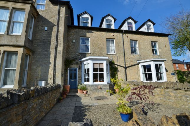 Thumbnail Town house for sale in Banbury Road, Brackley