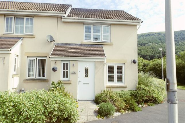 Thumbnail End terrace house for sale in Abbottsmoor, Baglan, Port Talbot, West Glamorgan