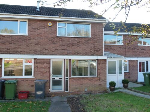 2 bed terraced house to rent in Yardley Close, Woodloes Park, Warwick CV34