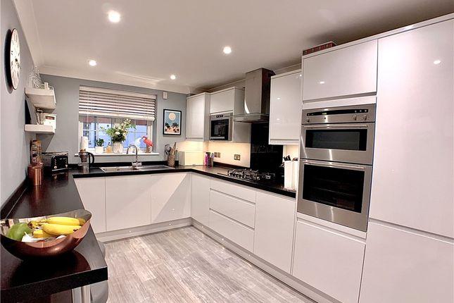 Kitchen of Meadow View, Chertsey, Surrey KT16