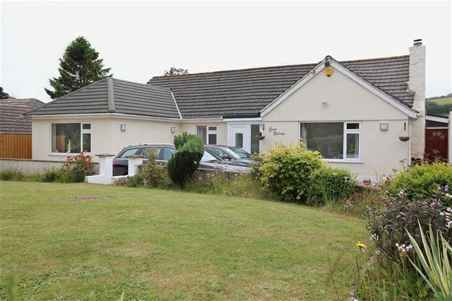 Thumbnail Detached bungalow to rent in Totnes Road, Collaton St Mary, Paignton