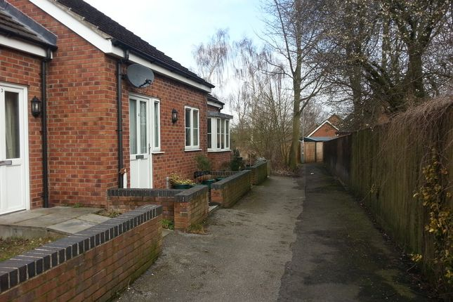 Thumbnail Flat to rent in Paddock Mews, Market Rasen, Lincoln