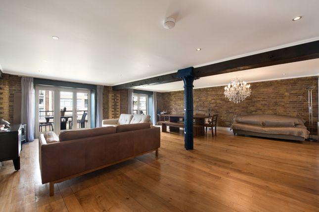 Thumbnail Flat to rent in St Saviours Wharf, Mill Street, London