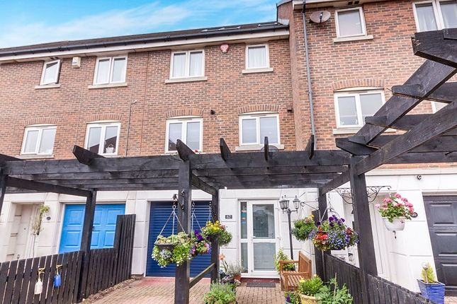 Thumbnail Terraced house for sale in Santa Cruz Drive, Eastbourne