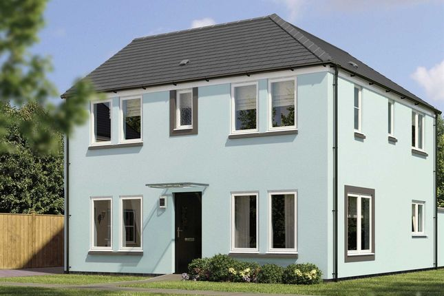 "Thumbnail End terrace house for sale in ""The Aberlour"" at Mugiemoss Road, Bucksburn, Aberdeen"