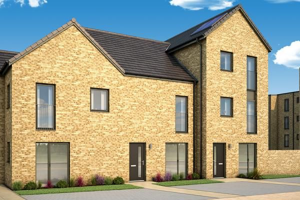 "Thumbnail Property for sale in ""The Arran At Broomview, Edinburgh"" at Broomhouse Road, Edinburgh"