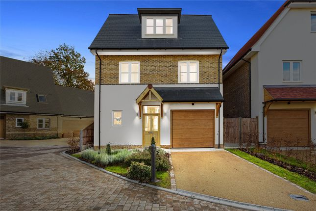 Thumbnail Detached house for sale in Chigwell Village, High Road, Chigwell, Essex
