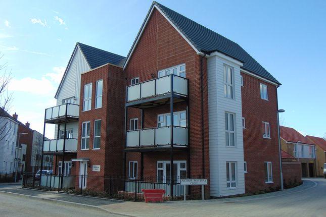 Thumbnail Flat to rent in Sir John Killick Road, Ashford