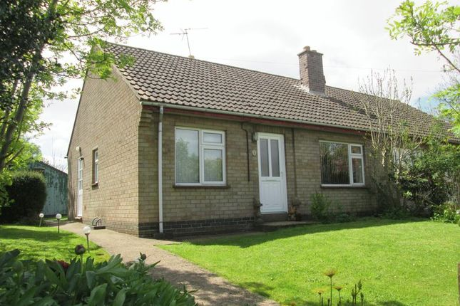 Thumbnail Semi-detached bungalow for sale in Ashby Road, Welton, Daventry