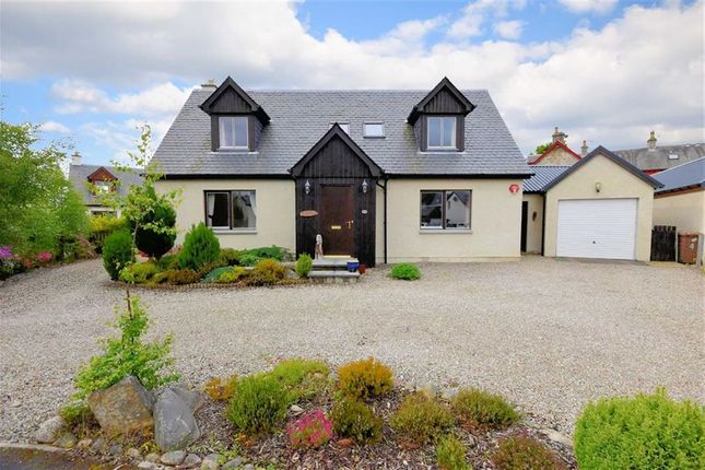 Thumbnail Detached house for sale in Dalmore Road, Carrbridge