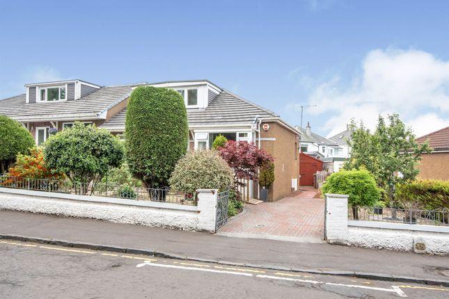 Thumbnail Semi-detached bungalow for sale in Moray Drive, Clarkston, Glasgow