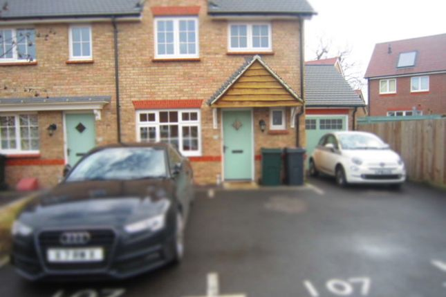 Thumbnail Semi-detached house to rent in Magdalen Gardens, Maidstone