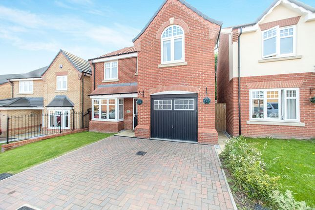Thumbnail Detached house to rent in Hawthorne Grange, Pontefract
