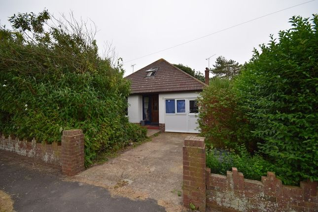 Thumbnail Bungalow for sale in Bannings Vale, Saltdean, East Sussex