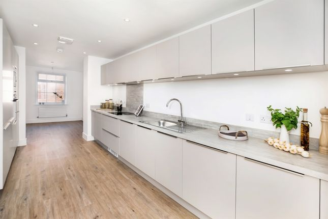 Thumbnail End terrace house for sale in Plot 33, Otters Holt, Mill Street, Ottery St. Mary