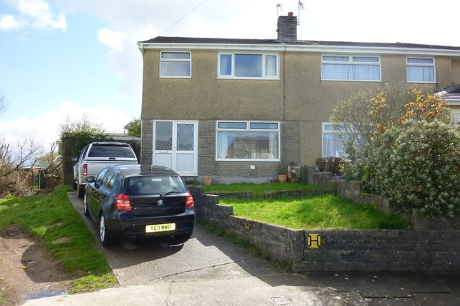 3 bed semi-detached house to rent in Bedford Close, Bridgend CF32