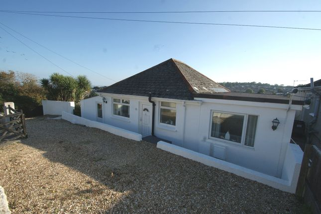 Thumbnail Detached bungalow for sale in Barton Road, Paignton