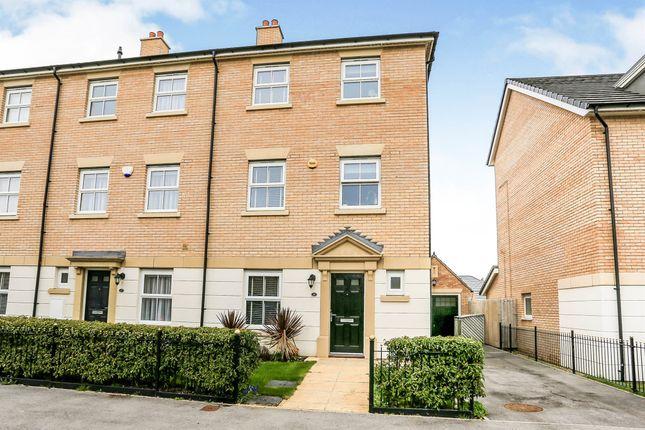 Thumbnail End terrace house for sale in Sanders Walk, Harrogate