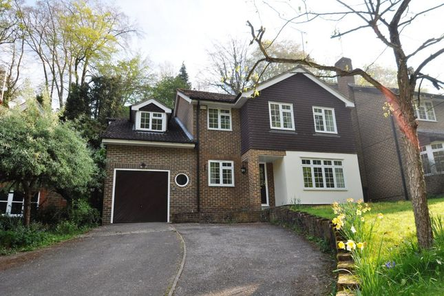 Thumbnail Detached house to rent in Shackstead Lane, Godalming