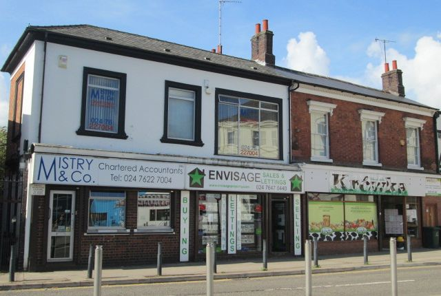 Thumbnail Commercial property to let in Far Gosford Street, Coventry