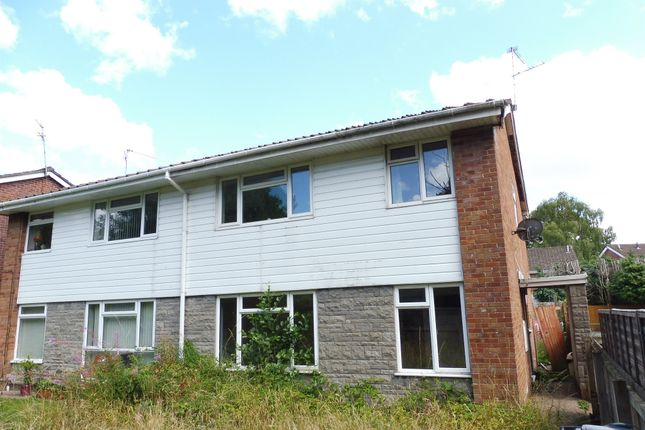 Thumbnail Semi-detached house for sale in Waun Fach, Cardiff