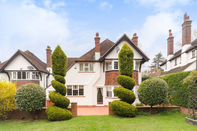 Thumbnail Detached house to rent in Chiltern Road, Sutton