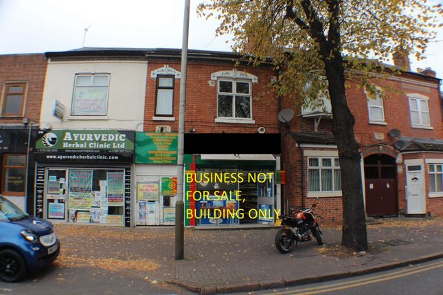 Thumbnail Flat for sale in Melton Road, Leicester