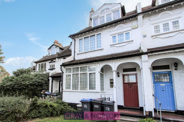 Thumbnail Terraced house for sale in Lower Addiscombe Road, Addiscombe