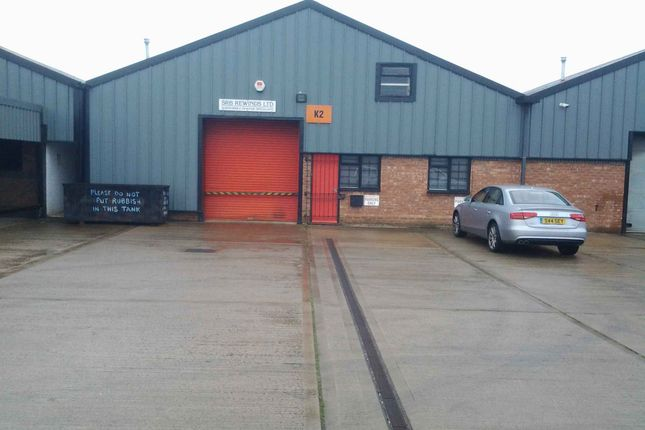 Thumbnail Industrial to let in Faldo Road, Barton Le Clay