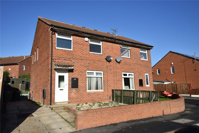 Thumbnail Semi-detached house for sale in Raylands Way, Leeds, West Yorkshire