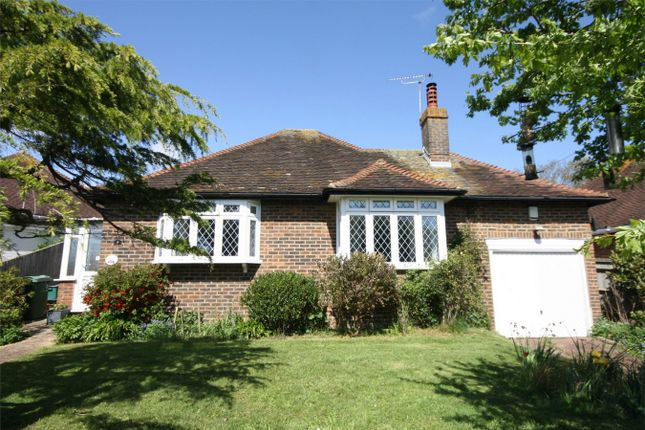 Thumbnail Detached bungalow for sale in Dalehurst Road, Bexhill-On-Sea