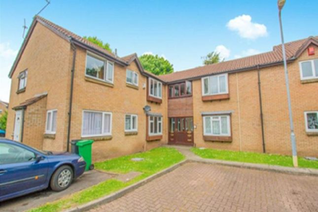 Thumbnail Flat for sale in Fairhaven Close, St. Mellons, Cardiff
