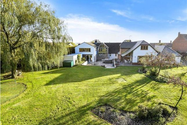 Thumbnail Detached house for sale in Post Office Lane, Broad Hinton, Swindon