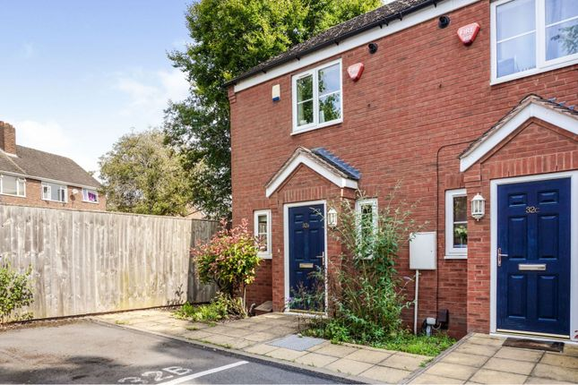 Thumbnail End terrace house for sale in Marlpit Lane, Sutton Coldfield
