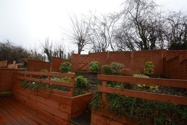 Upper Garden of St. Martins Drive, Blackburn, Lancashire BB2