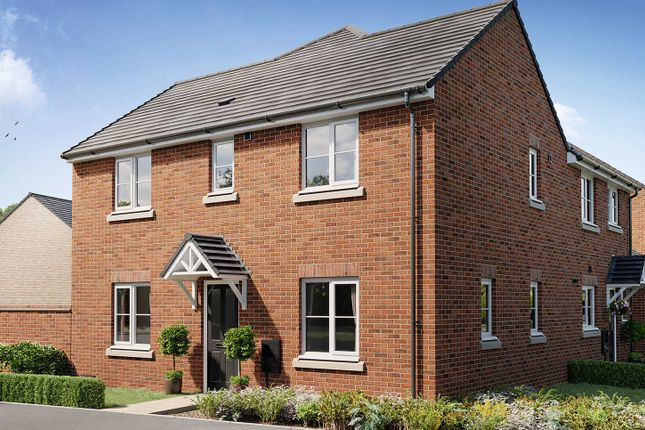 """Thumbnail Semi-detached house for sale in """"The Mountford"""" at Village Street, Runcorn"""