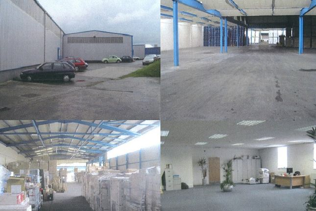 Thumbnail Industrial to let in Salford, Manchester, Salford