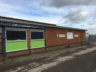 Thumbnail Warehouse to let in Unit 2 And Yard, Pool Road, Nuneaton, Warwickshire