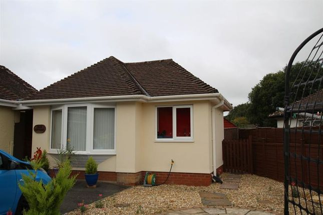 Thumbnail Detached bungalow to rent in Golf Links Road, Builth Wells, Powys