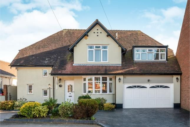 Thumbnail Detached house for sale in Gorsemoor Road, Heath Hayes, Cannock, Staffordshire