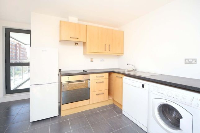 Thumbnail Flat to rent in Crowndale Road, London