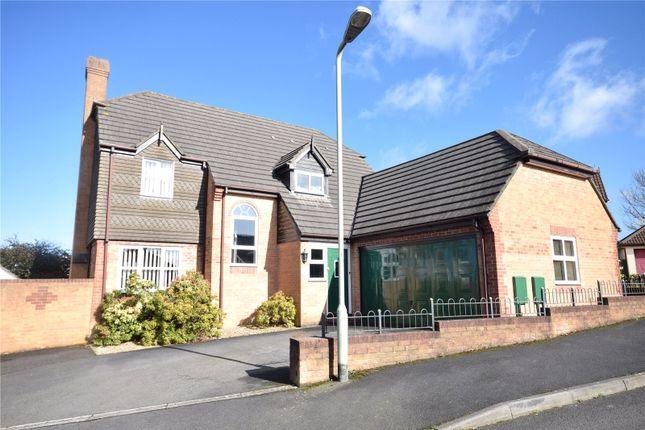 Thumbnail Detached house for sale in Kingsmead Drive, Torrington