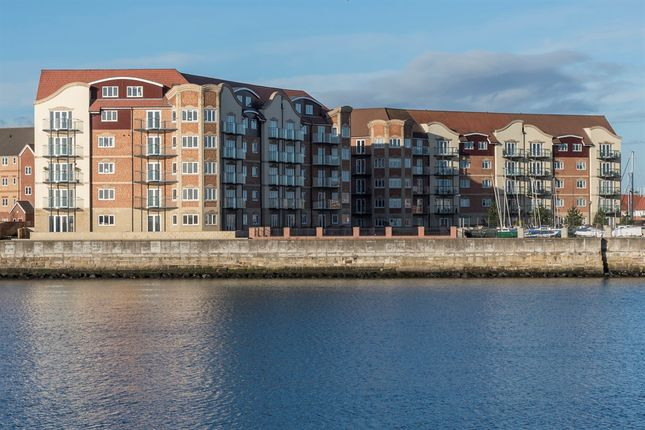 Thumbnail Flat for sale in Mansion House, Fleet Avenue, Hartlepool