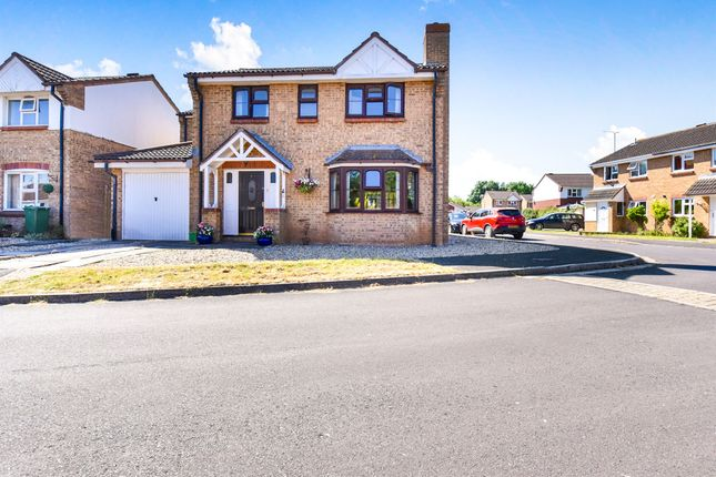 Thumbnail Detached house for sale in Marden Grove, Taunton